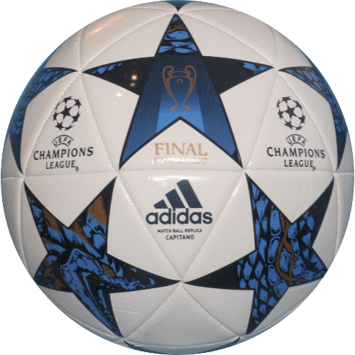 Champions League Ball Capitano Finale Cardiff 2017