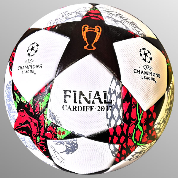 Champions League Ball Fake