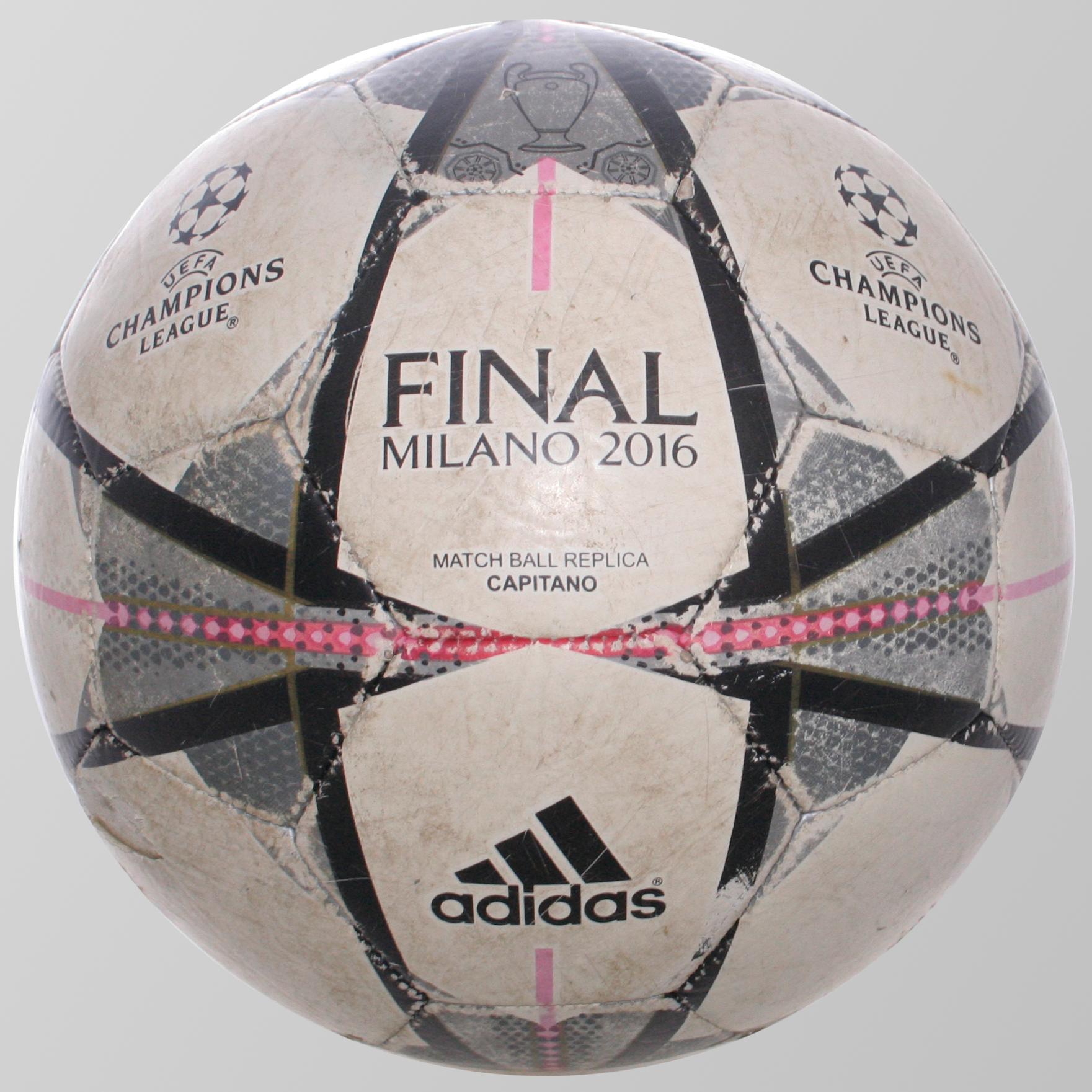 Champions League Finale Milano 2016 Capitano