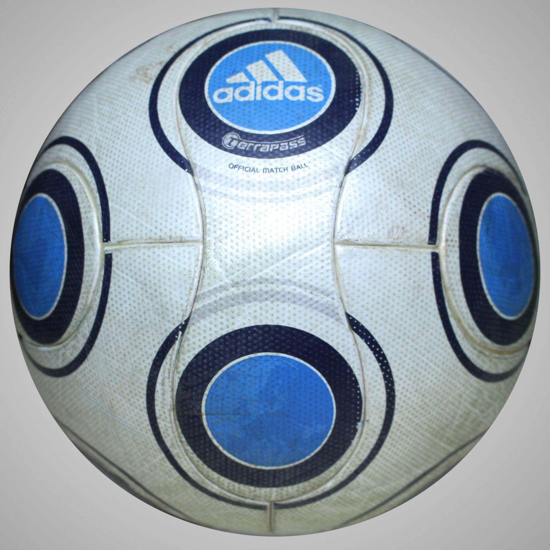 Adidas Terrapass 2008 Official Matchball