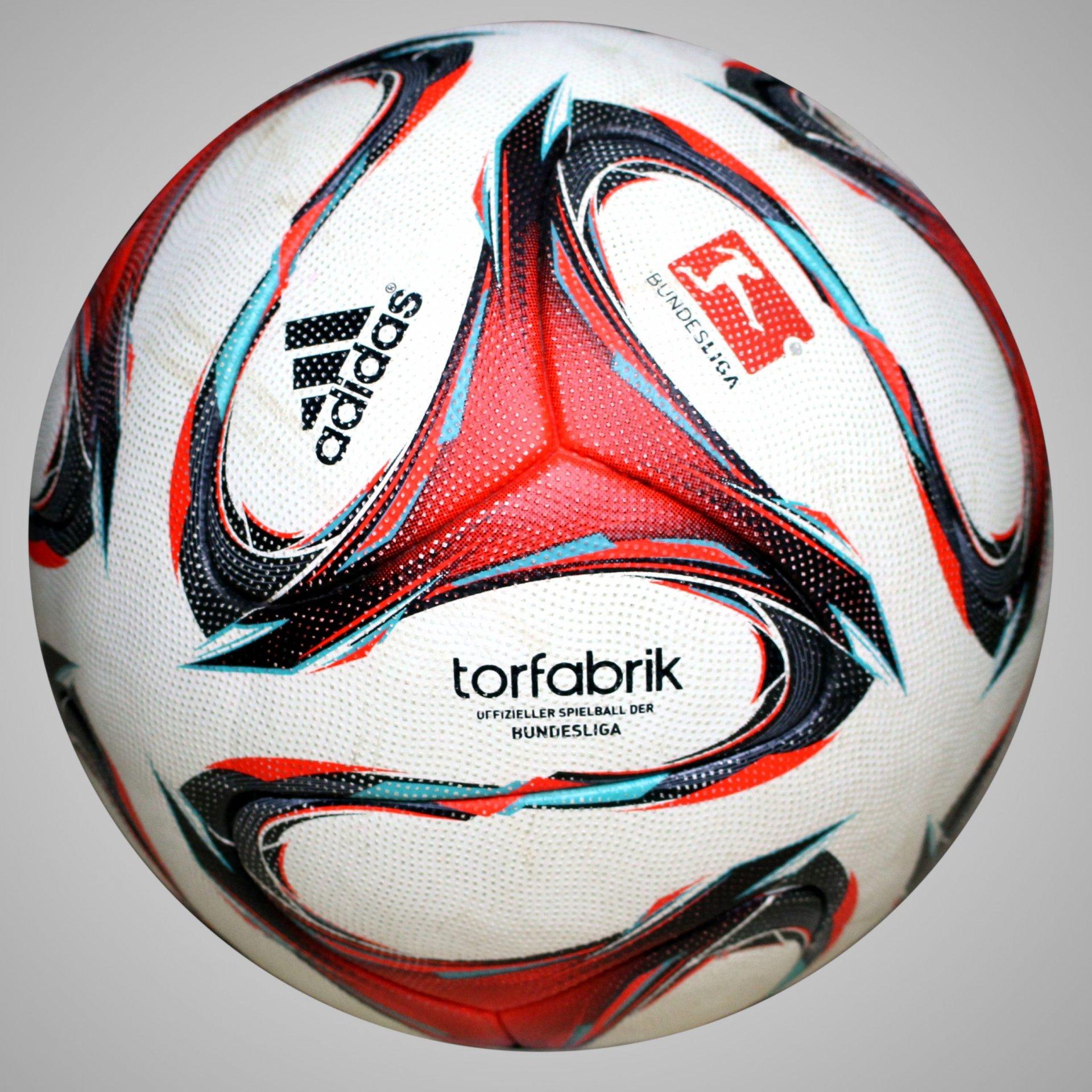 Adidas Torfabrik 2014 Official Matchball