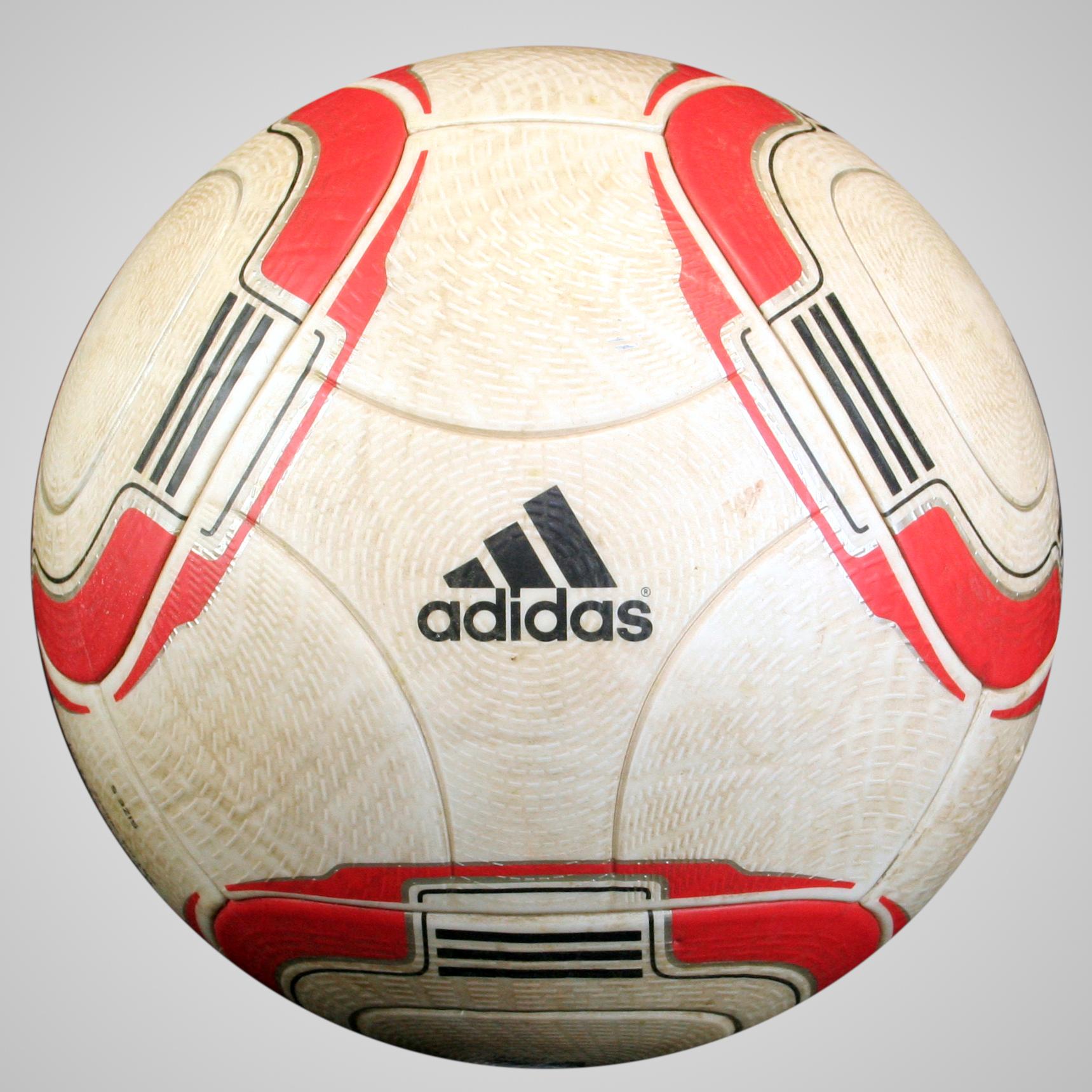 Adidas Torfabrik 2010 Official Matchball
