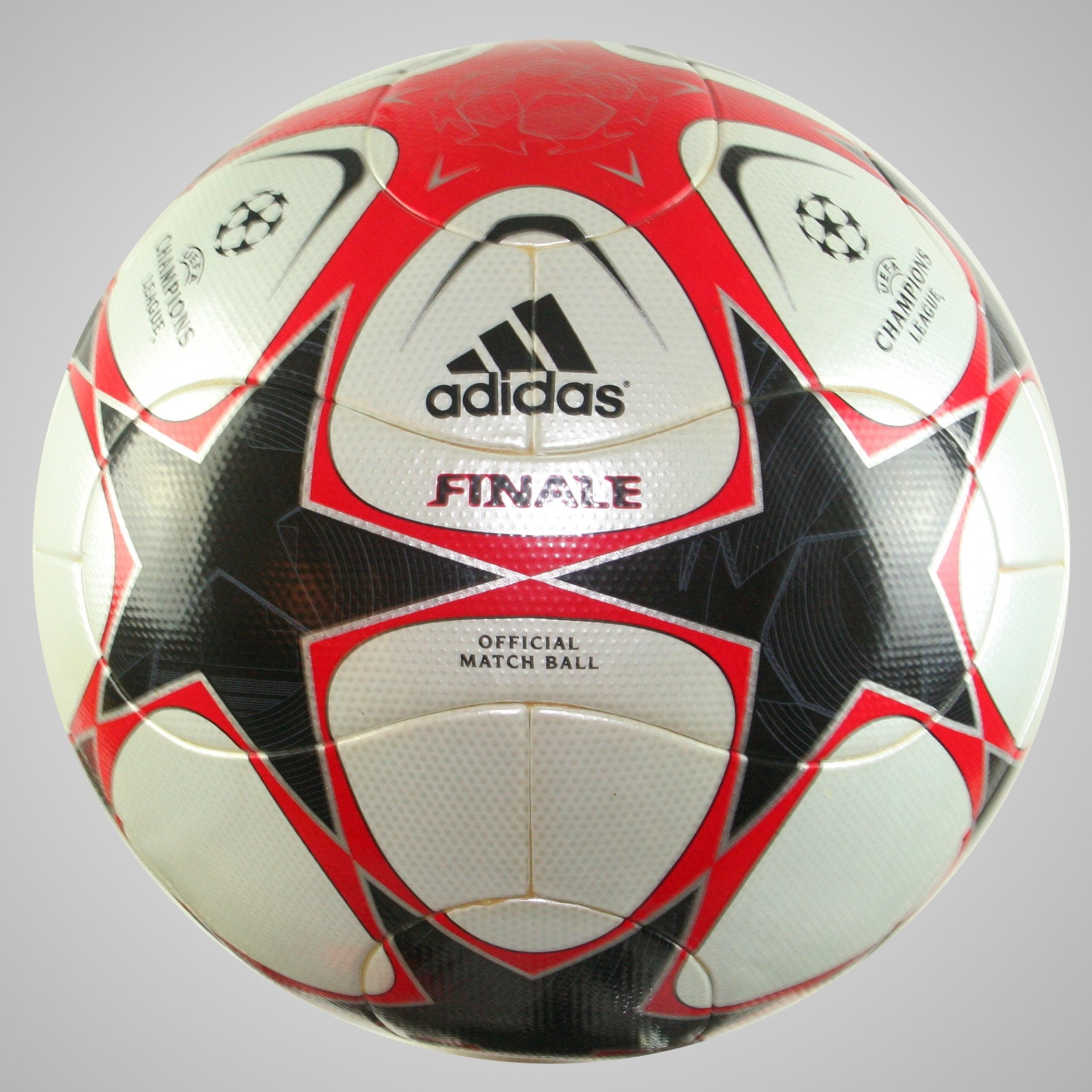 Adidas Finale 2008 Champions League Official Matchball