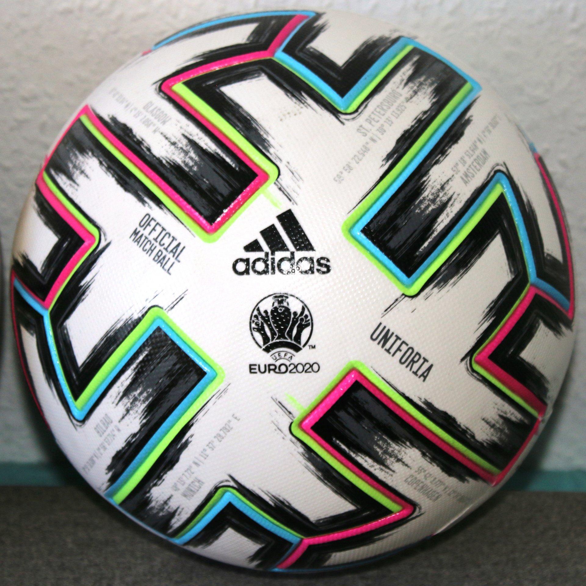 Adidas Uniforia EM 2020 Official Matchball OMB PRO