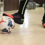 Wie funktioniert ein Futsal-Ball?