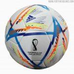 Wurde der Adidas WM-Ball 2022 geleakt?
